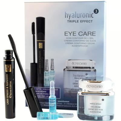 hyaluronic³ Eye Care Set