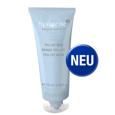 hyaluronic³ Peel-off Maske