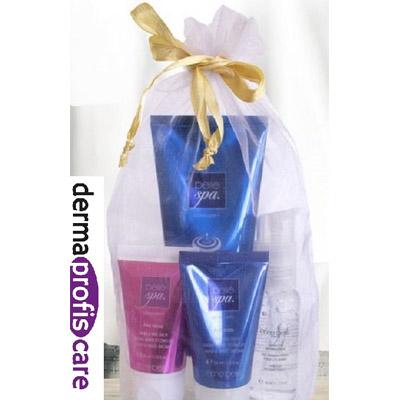 Geschenkset für gepflegte Hände und geschmeidige Körper Haut.
