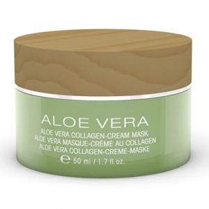 Aloe Vera Collagen-Creme-Maske