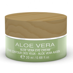 Aloe Vera Augencreme