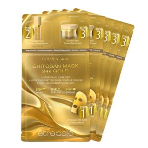 Golden Skin Maske - 5er Set
