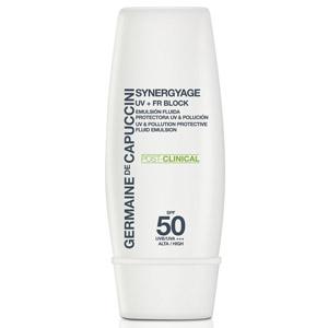 GERMAINE DE CAPUCCINI UV-FR Block Emulsion SPF 50 30ml