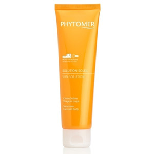 PHYTOMER Solution Soleil Creme Solaire SPF 15 125ml