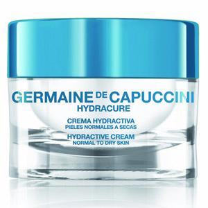 GERMAINE DE CAPUCCINI Hydractive Cream Normal to Dry Skin 50ml