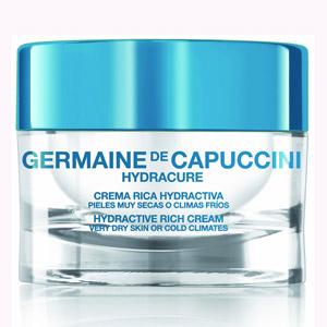 GERMAINE DE CAPUCCINI Hydractive Cream Very Dry Skin 50ml