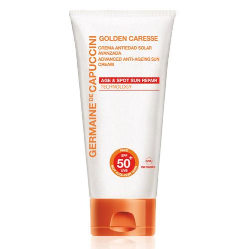 GERMAINE DE CAPUCCINI Advanced Anti-Aging Sun Cream SPF 50+