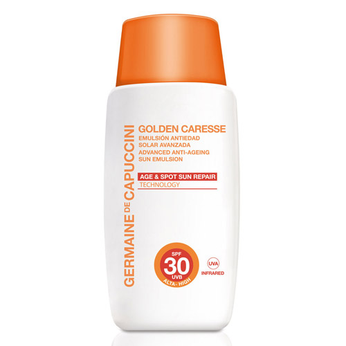 GERMAINE DE CAPUCCINI Advanced Anti-Aging Sun Emulsion SPF 30