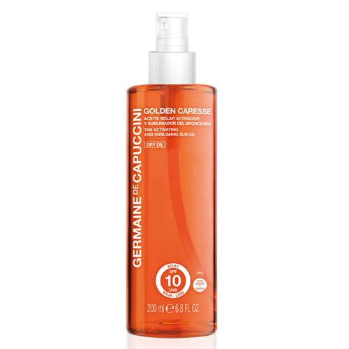 GERMAINE DE CAPUCCINI Tan Activating Sublimation Oil SPF 10