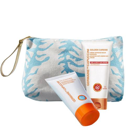 GERMAINE DE CAPUCCINI Solar Beauty Bag