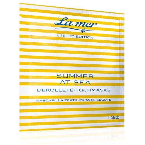 Summer at Sea Dekolleté Tuchmaske