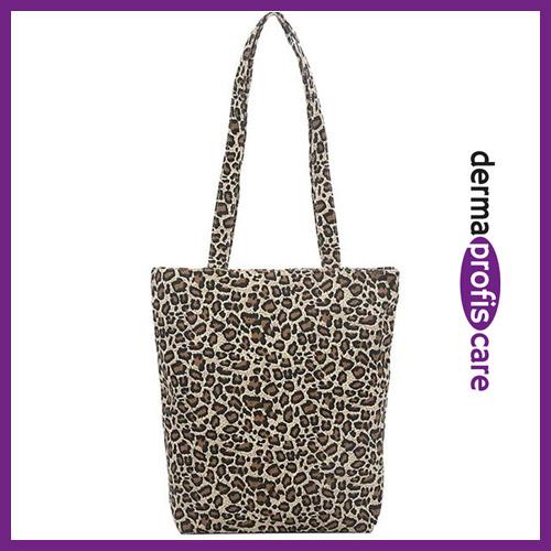 Tasche-Leopard-Muster